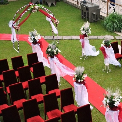 Banquet Et Mariage Nomad Suites Residence